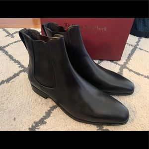 To Boot New York - Black Leather Chelsea's
